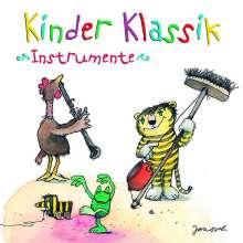 Kinder Klassik - Instrumente, 2 CDs