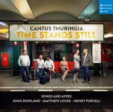 Time Stands Still, CD