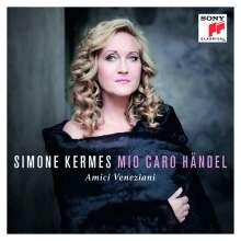 Simone Kermes - Mio Caro Händel, CD