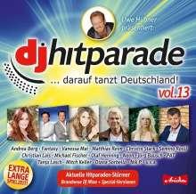 DJ Hitparade Vol. 13, CD