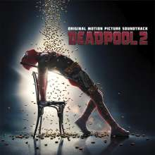 Filmmusik: Deadpool 2, CD