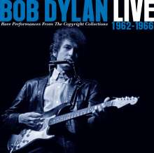 Bob Dylan: Live 1962 - 1966: Rare Performances From The Copyright Collections, 2 CDs