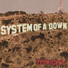 System Of A Down: Toxicity, LP