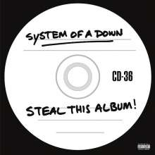 System Of A Down: Steal This Album!, 2 LPs