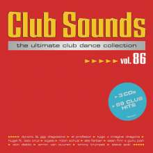 Club Sounds Vol. 86, 3 CDs