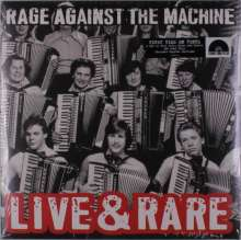 Rage Against The Machine: Live & Rare, 2 LPs
