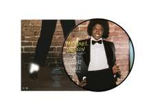 Michael Jackson: Off The Wall (180g) (Limited-Edition) (Picture Disc), LP