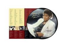 Michael Jackson: Thriller (180g) (Limited Edition) (Picture Disc), LP