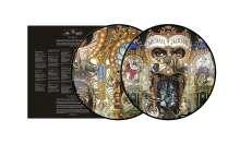 Michael Jackson: Dangerous (180g) (Limited-Edition) (Picture Disc), 2 LPs