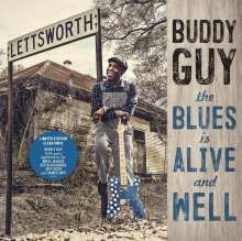 Buddy Guy: The Blues Is Alive And Well (Limited-Edition) (Clear Vinyl) (exklusiv für jpc), 2 LPs