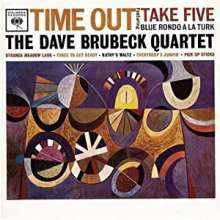Dave Brubeck (1920-2012): Time Out (Gold Series), CD