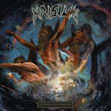 Krisiun: Scourge Of The Enthroned, CD