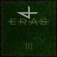 Devin Townsend: Eras - Vinyl Collection Part III (180g) (Limited-Edition-Box-Set), 10 LPs