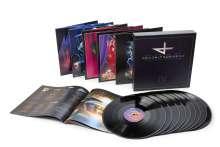 Devin Townsend: Eras - Vinyl Collection Part IV (180g) (Limited Edition Box Set), 9 LPs