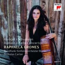 Raphaela Gromes - Cellokonzerte, CD