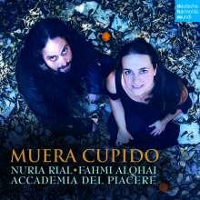 Nuria Rial - Muera Cupido, CD