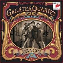 Galatea Quartet - Tango, CD