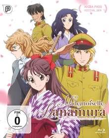 Mademoiselle Hanamura #1 - Aufbruch zu modernen Zeiten (Blu-ray), Blu-ray Disc