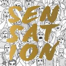OK Kid: Sensation, 1 LP und 1 CD