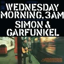 Simon & Garfunkel: Wednesday Morning, 3 A.M. (180g), LP