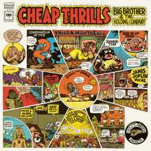 Big Brother & The Holding Company: Cheap Thrills, LP