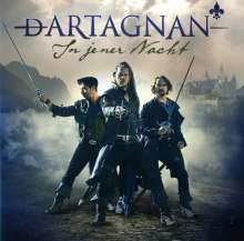 dArtagnan: In jener Nacht, CD