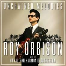 Roy Orbison: Unchained Melodies: Roy Orbison & The Royal Philharmonic Orchestra, CD