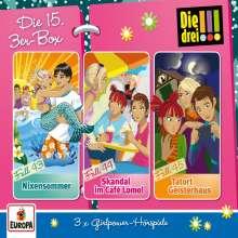 Die 15.3er Box (Folgen 43,44,45), 3 CDs