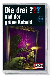 Die drei ??? (Folge 199) - und der grüne Kobold (Limited-Edition), MC
