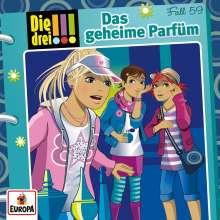 Die drei !!! 59: Das geheime Parfüm, CD