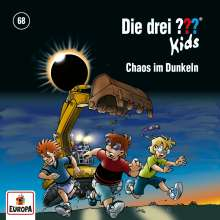 Die drei ??? Kids 68: Chaos im Dunkeln, CD
