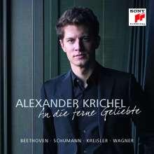 Alexander Krichel - An die ferne Geliebte (für jpc signierte Exemplare), CD