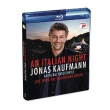 Jonas Kaufmann – Eine italienische Nacht (Live aus der Waldbühne Berlin), Blu-ray Disc