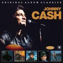Johnny Cash: Original Album Classics, 5 CDs