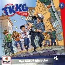 TKKG Junior 06. Bei Anruf Abzocke, CD