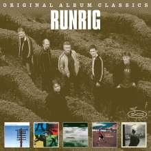 Runrig: Original Album Classics, 5 CDs