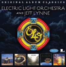 Electric Light Orchestra: Original Album Classics (2018 Edition), 5 CDs