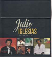 Julio Iglesias: The Collection, 10 CDs