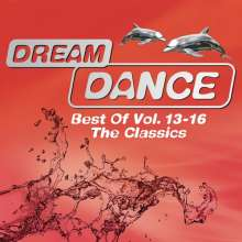 Dream Dance Best Of Vol. 13-16 The Classics, 2 LPs