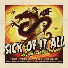 Sick Of It All: Wake The Sleeping Dragon!, CD