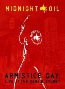 Midnight Oil: Armistice Day: Live At The Domain, Sydney 2017, Blu-ray Disc
