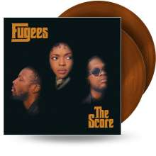 Fugees: The Score (Limited Edition) (Orange Vinyl), 2 LPs