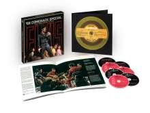 Elvis Presley (1935-1977): Elvis: '68 Comeback Special (50th-Anniversary-Edition), 5 CDs