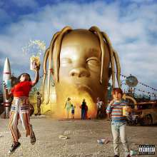 Travis Scott: Astroworld, 2 LPs