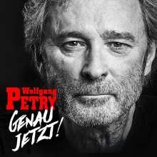 Wolfgang Petry: Genau jetzt!, CD