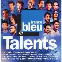 Talents France Bleu 2018 Vol.2, 3 CDs