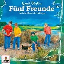 Fünf Freunde (130) - und die Glocke der Wikinger, CD
