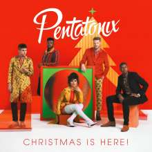 Pentatonix: Christmas Is Here!, CD