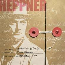 Peter Heppner: Confessions & Doubts (180g), LP