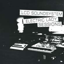 LCD Soundsystem: Electric Lady Sessions (180g), 2 LPs